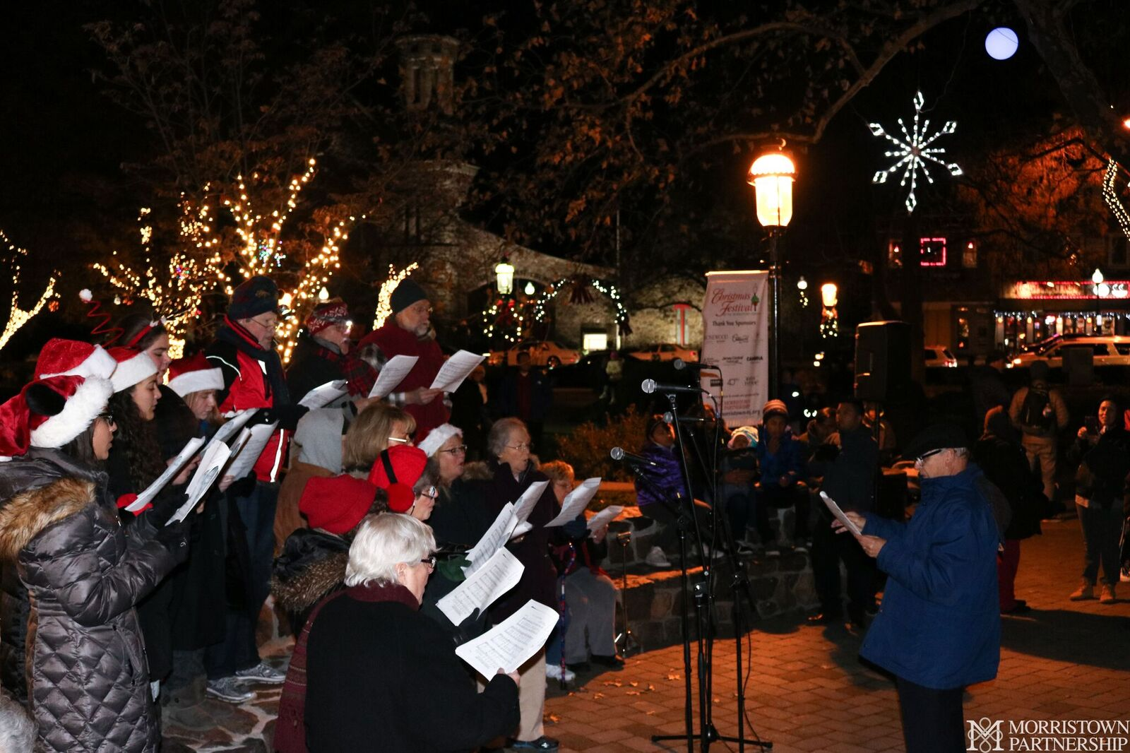 Things To Do In Nj For Christmas.Christmas Festival At The Morristown Green Morristown